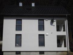 Metallbau - Absturzsicherung französischer Balkon 011